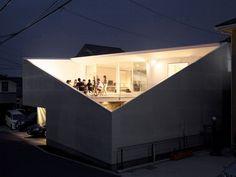 House kn, Kochi Architect's Studio, Japan.