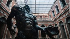 """Damien Hirst's latest exhibition, """"Treasures from the Wreck of the Unbelievable,"""" opens in Venice this week."""