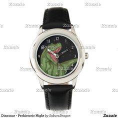 Dinosaur - Prehistoric Night Watches