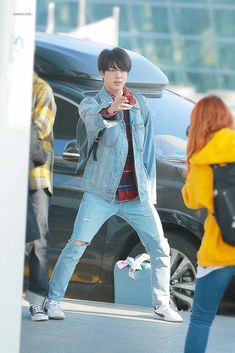 JIN Airport Fashion Wings tour in Seokjin, Hoseok, Bts Jin, Bts Bangtan Boy, Incheon, Namjin, K Pop, Bts Pictures, Photos