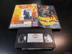 "GODZILLA KONTRA HEDORA - kaseta Video VHS - 1413 Sklep ""ALFA"" Opole - AlleOpole.pl (Opole)"