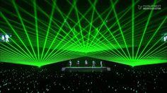 Password - 20140214 APAN ARENA TOUR SHINee WORLD 2013 ~Boys Meet U~フジテレビ...
