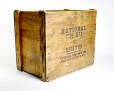 Vintage Extra Large Shipping Crate