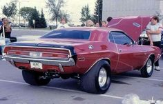 70 Dodge Challenger awesome looking car