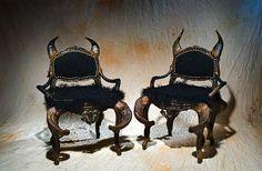 Exotic Wildlife Furniture - Michel Hallard's Wild Animal Decor May Scare You (GALLERY)