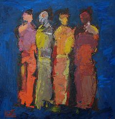 Art Gallery L'UOVO DI LUC Painting, Art, Painting Art, Paintings, Painted Canvas, Drawings