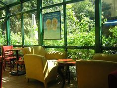 Starbucks coffee shop, Manila