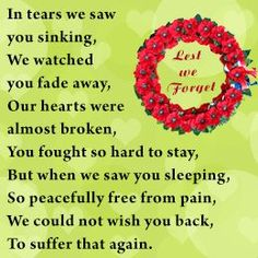 Verses for Memory of Loved Ones | Miss You, Free Verse and Pain D ...