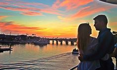 Groupon - Sunset Cruise with Drinks for Two or Four from Cruise Newport Beach (Up to 57% Off) in Newport Beach. Groupon deal price: $29