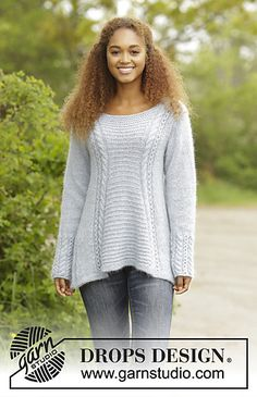 Ravelry: 171-4 Bridget pattern by DROPS design