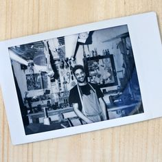 Workshop, Polaroid Film, Atelier, Work Shop Garage