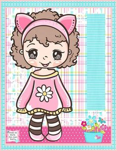 School Clipart, Planner, Cute Images, Printable Paper, Precious Moments, Embellishments, Hello Kitty, Crafts For Kids, Applique