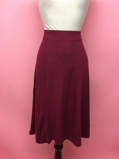 Falda midi lisa (6 colores) - OH MY! STORE