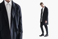 Song For The Mute UN(E) Fall/Winter 2015 Lookbook