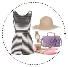 """""""Vacations"""" by medicicapetiens ❤ liked on Polyvore featuring Heilin, Topshop and Accessorize"""
