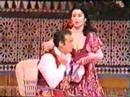 Placido Domingo and Veronica Villarroel in El Gato Montes
