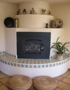 tile for santa fe style homes | ... Vacation Rentals - Santa Fe Style Guest House near Fairhaven Village