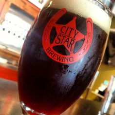 City Star Brewing.  Medal winning Brown and all it's fine versions!