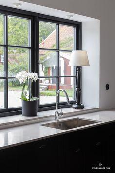 Küchen Design, House Design, Interior Design, Steel Doors And Windows, House Windows, New Homes, Inspiration, Home Decor, Kitchens