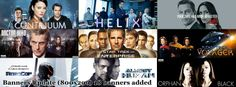 #Scifi Banners (800x296) Update 18 banners added- SF Series and Movies