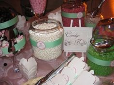 Would like to try the containers instead of the bags. Don't know about the cosst  Bliss and Bloom Creative Coordination: Candy Anyone?