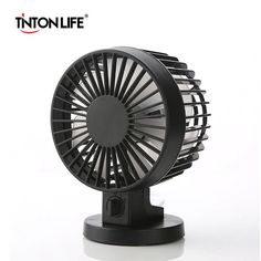 Portable Lightweight Silent Desktop Fan Energy Saving and Environmental Protection 2 Speed Adjustable Home Office Bedroom Camping-White GJF USB Mini Clip Fan