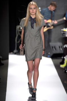 Rebecca Minkoff Fall 2013 Ready-to-Wear Collection Slideshow on Style.com
