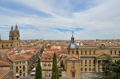 Mi Mundo en Fotografias: Paseando por Salamanca