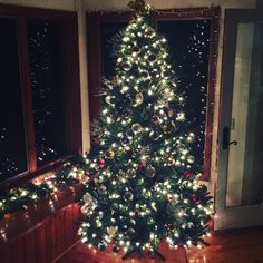 Christmas Time calls for 2 Trees at my house! Family Room Christmas Tree I just purchased a new Christmas tree from Target this year. Trees were 50% off so I clearly had to purchase a new one! Ha! …