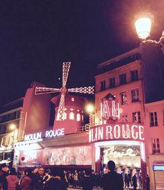 Moulin Rouge | Rue Blanche | Montmartre, Pigalle | PARIS