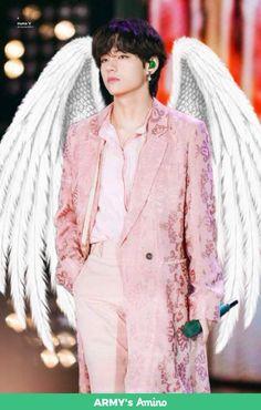 Kim Taehyung <V>   Shared Folder   ARMY's Amino Taehyung, Shared Folder, Fur Coat, Army, Bts, Community, Kpop, Jackets, Dresses