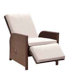 Take A Look At This Bahama Outdoor Reclining Chair By Patio Perfection: Outdoor  Furniture On