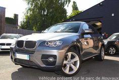 OCCASION BMW X6 (E71) (2) XDRIVE30DA 245 EXCLUSIVE