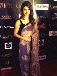 Priyanka on the SAIFTA red carpet | PINKVILLA