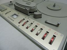 Röhren-Tonbandgerät Telefunken M24 Magnetophon • EUR 429,00 - PicClick DE