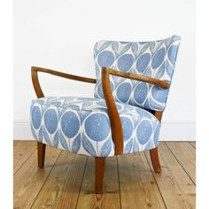 Large vintage Oak cocktail chair | Johnny Moustache | Vintage And Contemporary Furniture & Homewares