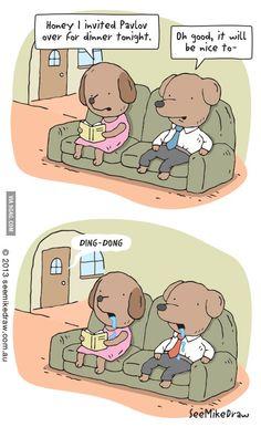 Psychology humor hahaha