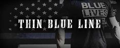 American 'Thin Blue Line' Police Flag – Warrior 12 Irish Warrior, Viking Warrior, Patriotic Outfit, Patriotic Shirts, Thin Blue Line Flag, Thin Blue Lines, American Flag Decal, Police Flag