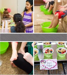 PARTY PLAN - Kids Birthday Party Plan, Spa Theme For A Girl of Any Age, Complete With Recipes and Tutorials, PDF Format, ebook