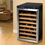 Marvel Chateau Collection Dual Zone Beverage and Wine Fridge