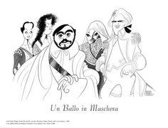 Un Ballo in Maschera, with Pavarotti
