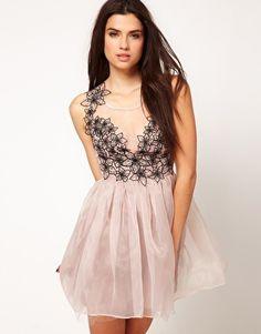 Enlarge Lipsy VIP Corsage Ballet Dress  £90.00