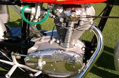 1965 Ducati Mark 3 Diana 250cc Engine