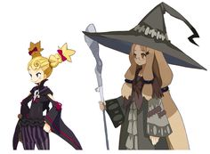 Teresa & Belda - The Witch and the Hundred Knight