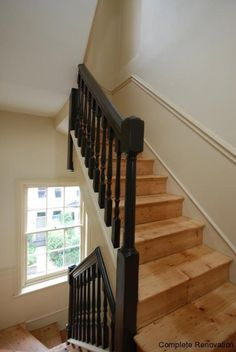 House flat renovation company in London. Complete Home Renovation. Hall House, Daryl Hall, Celebrity Houses, Wooden Flooring, Home Improvement, Stairs, Homes, London, Ideas