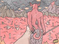 Illustrations by Anton Gudim | GRAVERAVENS
