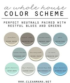 I LOVE choosing paint colors – the fan decks, the paint store, the paint swatches. It can be a fun process but it can also be frustrating as well. I'll be doing a house tour on the blog this year and I thought that a paint tour would be a fun way to kick... (read more...)