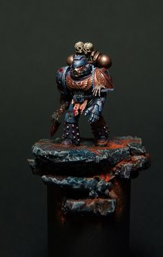 """a-40k-author: """"Executioner by Totem Pole Studios. """""""