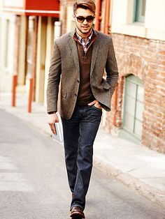 How to wear jacket   jeans   Personal style   Pinterest   Jeans ...