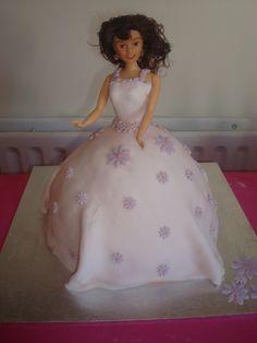 Ava's 3rd birthday Cake